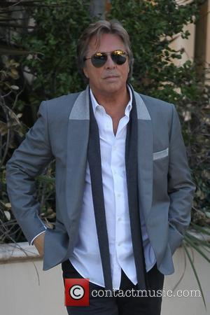 Don Johnson  filming in west Hollywood Los Angeles, California - 28.03.11