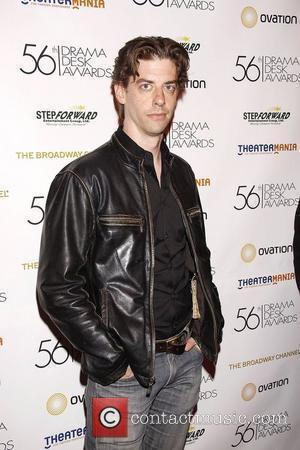 Christian Borle  The Official Reception for the 2011 Drama Desk Award Nominees held at Bombay Palace Restaurant. New York...
