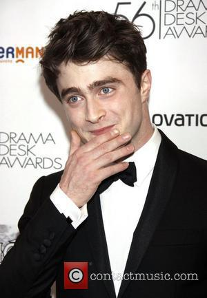 Daniel Radcliffe 2011 56th Annual Drama Desk Awards held at Manhattan Center - Press Room New York City, USA -...