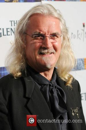 Billy Connolly 9th Annual 'Dressed To Kilt' charity fashion show at Hammerstein Ballroom - Arrivals. New York City, USA -...