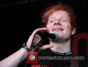 Ed Sheeran Debuts Album Atop U.k. Chart