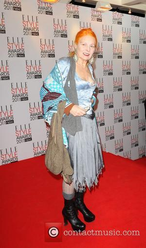 Vivienne Westwood ELLE Style Awards 2011 held at the Grand Connaught Rooms - Arrivals. London, England - 14.02.11