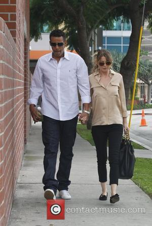 Ellen Pompeo and Chris Ivery out and about in West Hollywood West Hollywood, California - 24.10.11