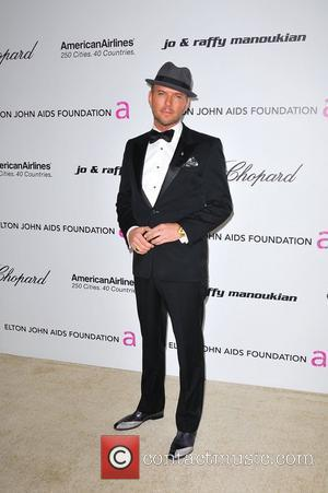 Matt Goss 19th Annual Elton John AIDS Foundation Acaademy Awards Viewing Party held at the Pacific Design Center - Arrivals...