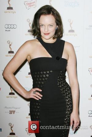 Elisabeth Moss and Emmy Awards