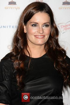 Actress Jamie Anne Allman Gives Birth