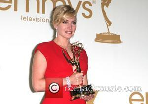 Kate Winslet  The 63rd Primetime Emmy Awards held at the Nokia Theater LA LIVE - Press Room Los Angeles,...