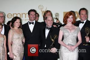 Elisabeth Moss, Christina Hendricks, Jon Hamm and Emmy Awards