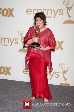 Margo Martindale, Cara Buono, Christina Hendricks, Elisabeth Moss, Kiernan Shipka and Emmy Awards