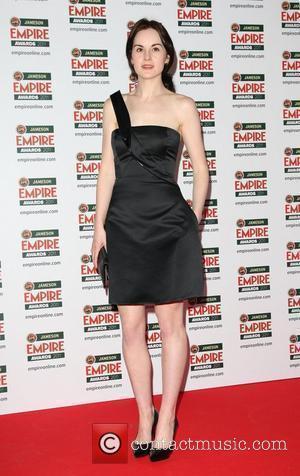 Michelle Dockery The Empire Film Awards 2011 - Arrivals at Grosvenor House London, England - 27.03.11