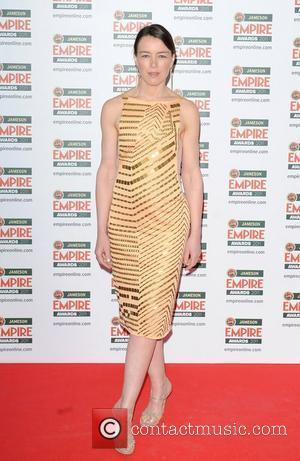 Olivia Williams The Jameson Empire Awards held at the Grosvenor House - Arrivals. London, England - 27.03.11