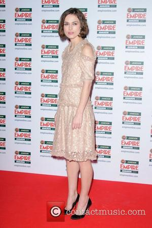 Keira Knightley Celebrates Birthday With Empire Award