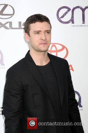 Justin Timberlake Honoured At Environmental Awards