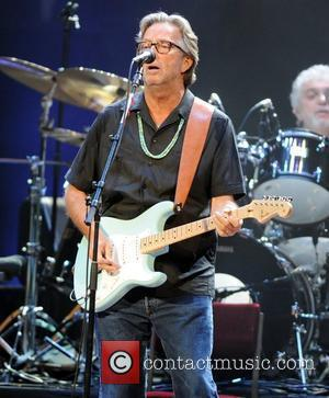Eric Clapton & Keith Richards Team Up At Sumlin Tribute