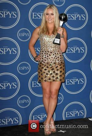 Lindsey Vonn The 2011 ESPY Awards held at the Nokia Theatre L.A. Live - Pressroom Los Angeles, California - 13.07.11