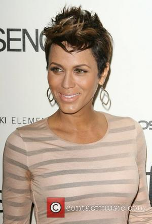 Nicole Ari Parker  4th Annual ESSENCE Black Women In Hollywood Luncheon held at the Beverly Hills Hotel Beverly Hills,...