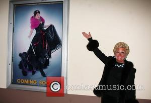 Mitzi Gaynor  at the opening of 'Ethel Merman's Broadway' at El Portal Theater Hollywood, California, USA - 17.02.11