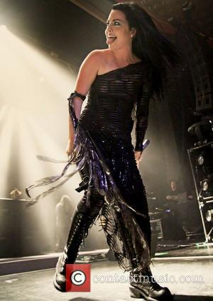 Amy Lee, Evanescence and Manchester Apollo