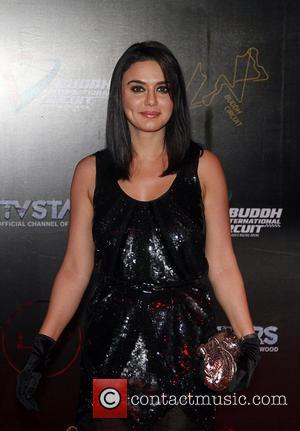 Preity Zinta Files Assault Case Against Ex-boyfriend
