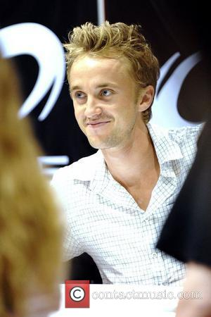 Tom Felton Calls For Donations To Cancer Fund