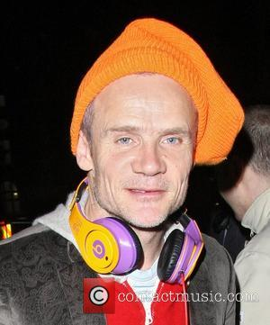 Red Hot Chili Peppers' Flea Admits To Playing Air Bass In Super Bowl Performance