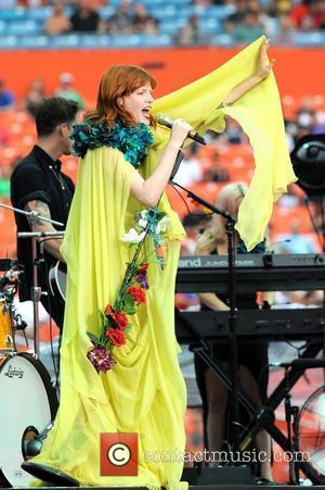 Florence Welch Is Obsessed With Drowning