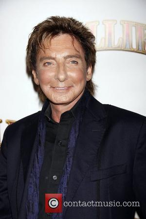 Barry Manilow Delivers On Musical Instrument Promise