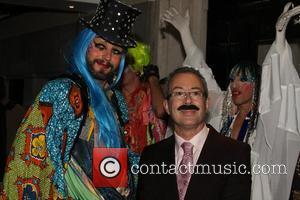 Ben Elton Freddie For A Day held at The Savoy - Arrivals. London, England - 05.09.11