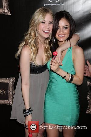Ashley Benson, Lucy Hale Cee Lo Green kicks off an unforgettable opening weekend at Gallery nightclub inside Planet Hollywood...
