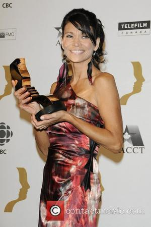 Michelle Thrush Remembers Tootoosis At Gemini Awards