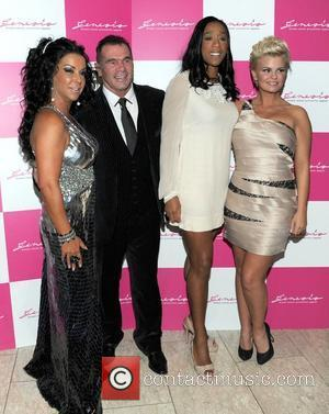 Michelle Clayton, Paddy Doherty, Diane Modahl and Kerry Katona The Genesis Breast Cancer Prevention Appeal celebrates 15 years with the...