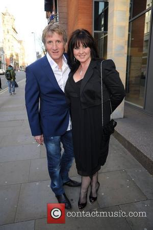 Coleen Nolan, Guest  arrive for the world premiere of 'Ghost' at the Opera house Manchester, England - 12.04.11