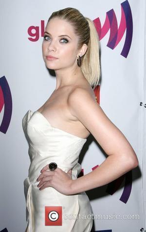Ashley Benson 22nd Annual GLAAD Media Awards held at the Westin Bonaventure Hotel Los Angeles, California - 10.04.11
