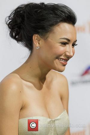 Naya Rivera 22nd Annual GLAAD Media Awards at San Francisco Marriott Marquis  San Francisco, California, USA - 14.05.11