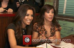 Eva Longoria and Cheri Oteri 9th Annual GLAD Benefit Extravaganza held at The House of Blues - VIP Room Los...