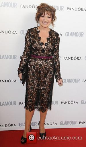 Lorraine Kelly at the Glamour Women Of The Year Awards at Berkeley Square, London, England- 07.06.11