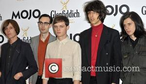 The Horrors Glenfiddich Mojo Honours List 2011 Awards Ceremony, held at The Brewery - Arrivals London, England - 21.07.11