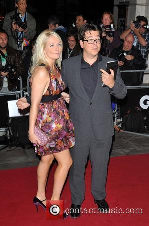 Michael McIntyre and guest 2011 GQ Men of the Year Awards held at the Royal Opera House - Arrivals. London,...