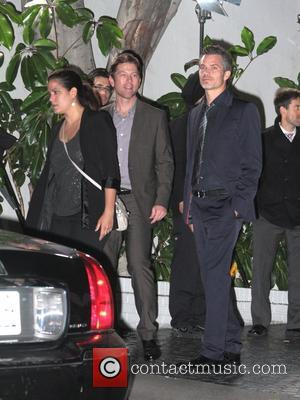 Timothy Olyphant GQ Magazine's 2011 Men Of The Year party at Chateau Marmont - Outside Arrivals Los Angeles, California -...