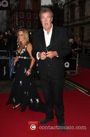 Jeremy Clarkson GQ Men of the Year Awards 2011 - Arrivals London, England - 06.09.11