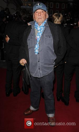 David Bailey GQ Men of the Year Awards 2011 - Arrivals London, England - 06.09.11