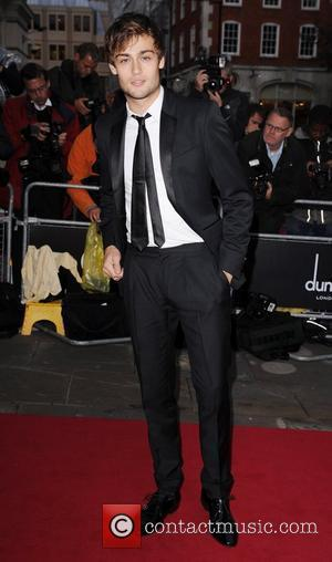 Douglas Booth GQ Men of the Year Awards 2011 - Arrivals London, England - 06.09.11