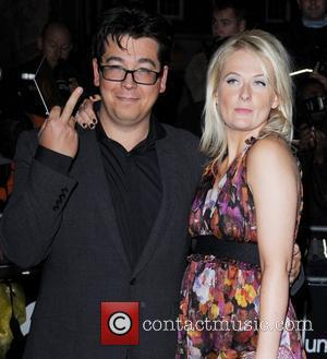 Michael McIntyre and Kitty McIntyre GQ Men of the Year Awards 2011 - Arrivals London, England - 06.09.11