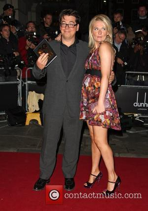 Michael McIntyre and wife GQ Men of the Year Awards 2011 - Arrivals London, England - 06.09.11