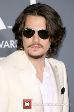John Mayer The 53rd Annual GRAMMY Awards at the Staples Center - Red Carpet Arrivals Los Angeles, California - 13.02.11