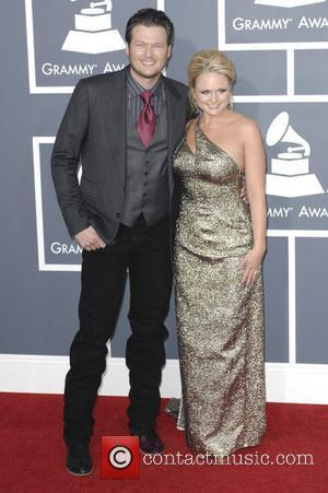 Grammy Awards, Miranda Lambert, Blake Shelton