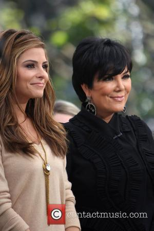 Kris Jenner and Maria Menounos Kris Jenner is seen at The Grove for an interview on 'Extra' in Hollywood Los...