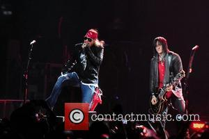 Axl Rose Blames '90s Tour For Late Starts