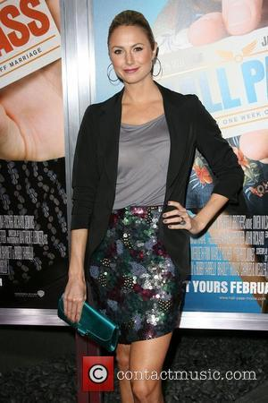 Stacy Keibler Los Angeles Premiere of Warner Bros. Pictures' Hall Pass held at the Cinerama Theatre Los Angeles, California -...