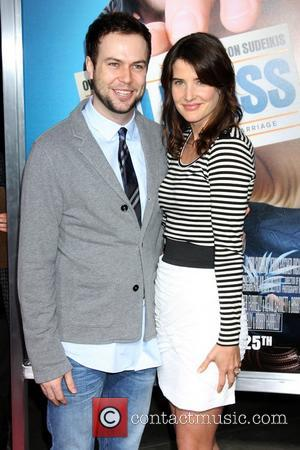 Taran Killam and Cobie Smulders  Los Angeles Premiere of Warner Bros. Pictures' Hall Pass held at the Cinerama Theatre...